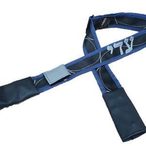 רצועת בד- כחול כהה