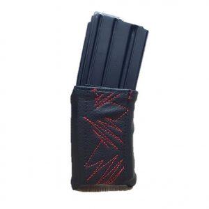 כיסוי מחסנית- שחור אדום