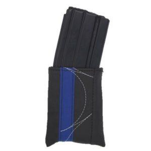 כיסוי מחסנית- שחור כחול רויאל