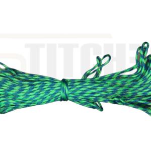 מיתר צניחה כחול ירקרק – 5 מטר